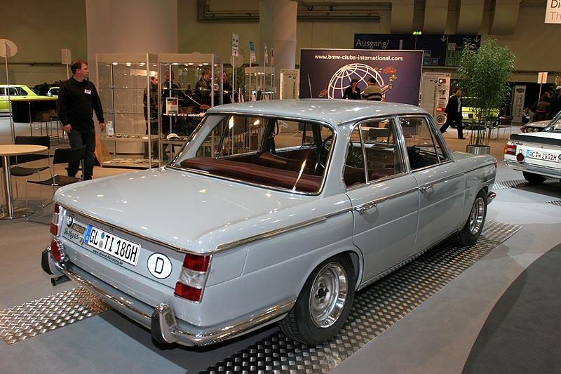 BMW 1800 TI auf der Techno Classica 2008