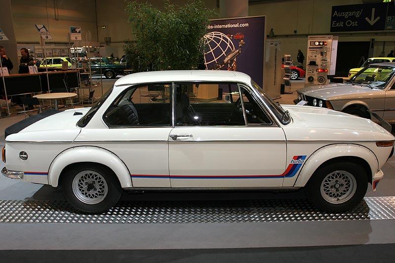 BMW 2002 turbo auf der Techno Classica 2008