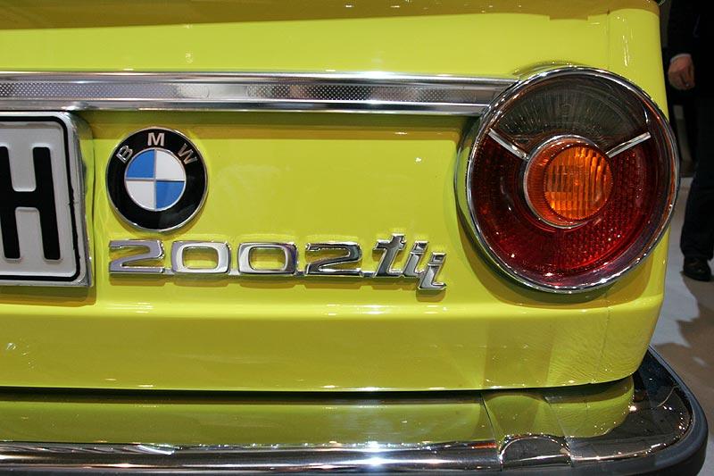BMW 2002tii auf der Techno Classica 2008