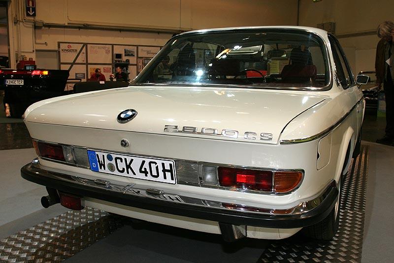 BMW 2800 CS auf der Techno Classica 2008