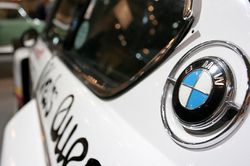 BMW 3,0 CSi Gr. 2 auf der Techno Classica 2008
