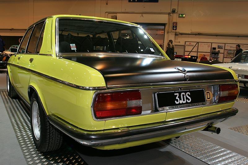BMW 3,0 S (Alpina B2 Nachbau) auf der Techno Classica 2008