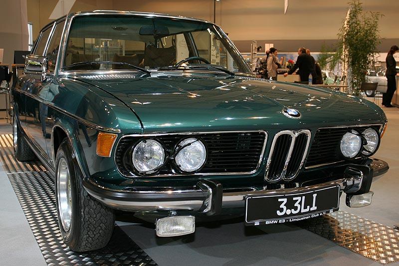 BMW 3,3 Li (E3), hier aufgenommen auf der Techno Classica 2008