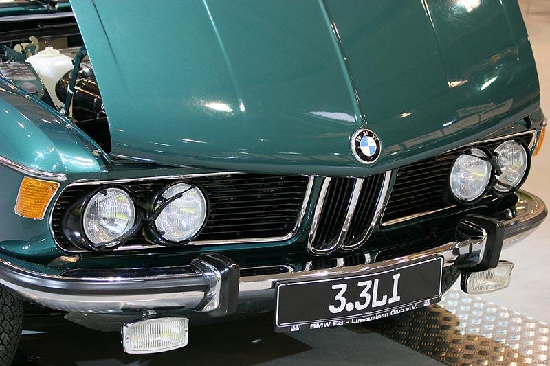 BMW 3,3 Li auf der Techno Classica 2008