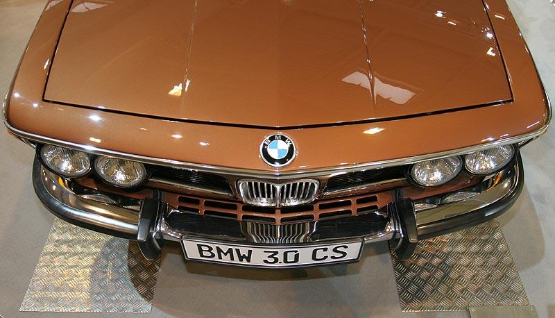 BMW 3,0 CS auf der Techno Classica 2008