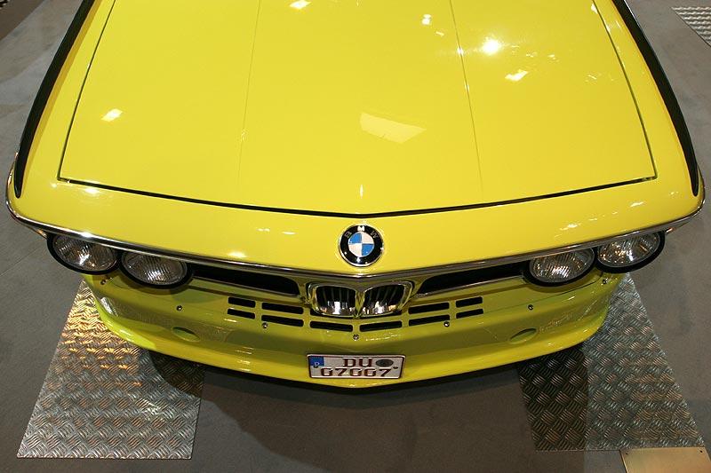 BMW 3,0 CSL auf der Techno Classica 2008