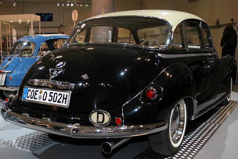 BMW 3200S, Techno Classica 2008