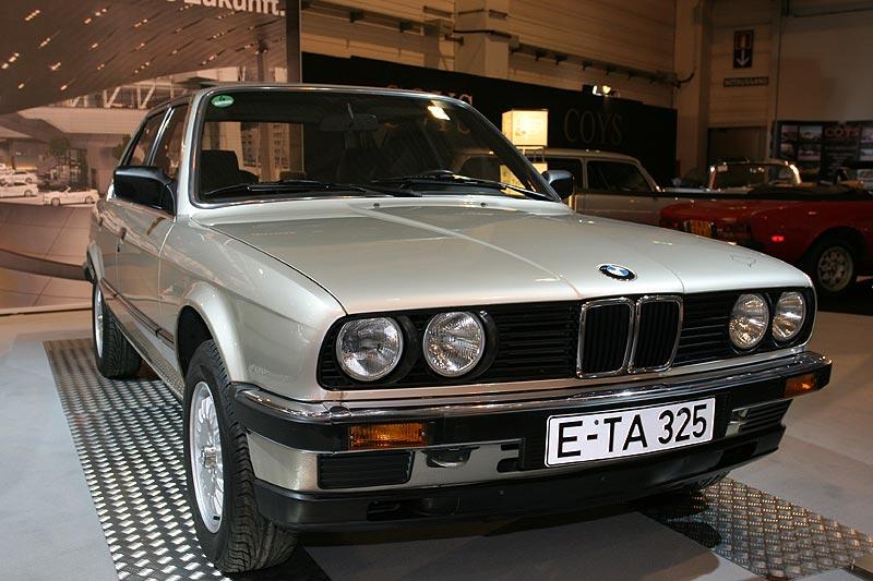 BMW 325e auf der Techno Classica 2008