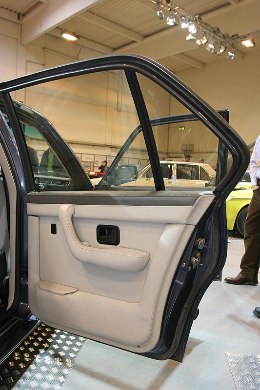 hintere, rechte Tür im BMW 735i