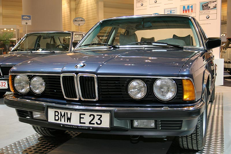 BMW 735i Katalysator Highline