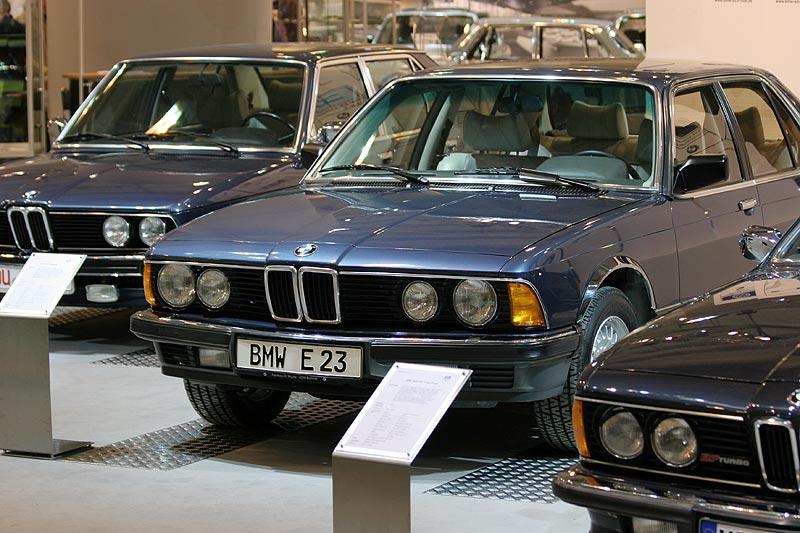 BMW 735i Katalysator Highline zwischen einem 5er und 6er BMW