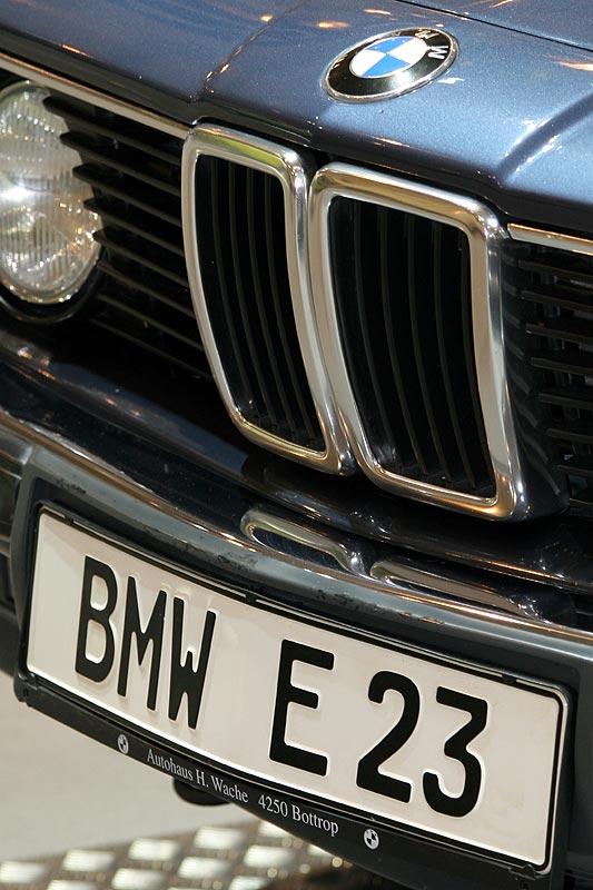 BMW 735i Katalysator der Modellreihe E23