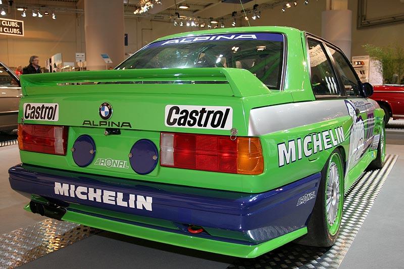 BMW Alpina M3 Gruppe A auf der Techno Classica 2008