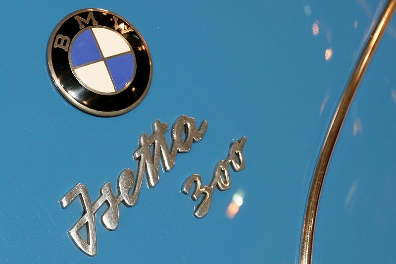 BMW Isetta 300 auf der Techno Classica 2008 in Essen
