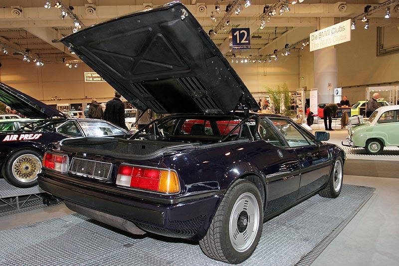 BMW M1 auf der Techno Classica 2008 in Essen