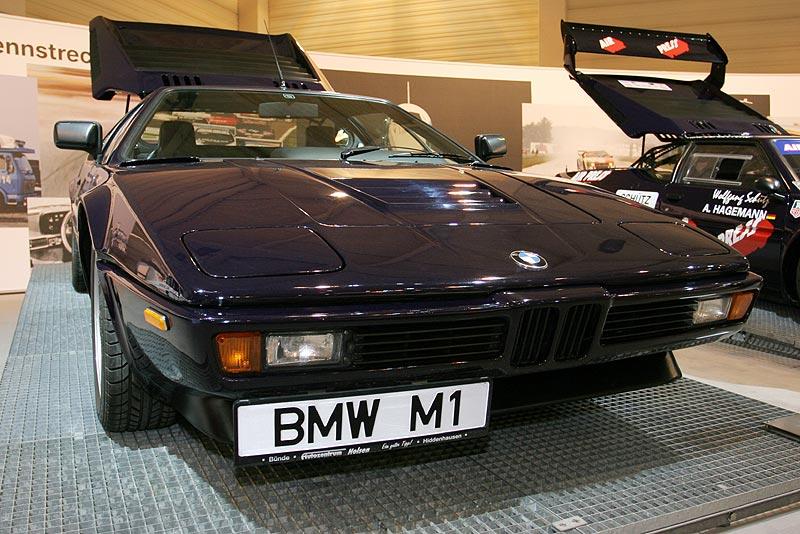 BMW M1 auf der Techno Classica 2008