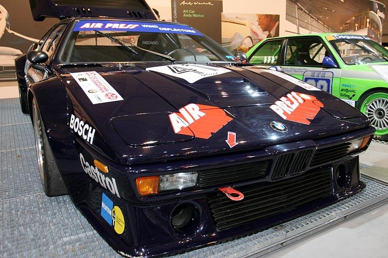 BMW M1 Procar auf der Techno Classica 2008