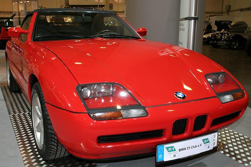 BMW Z1 auf der Techno Classica 2008