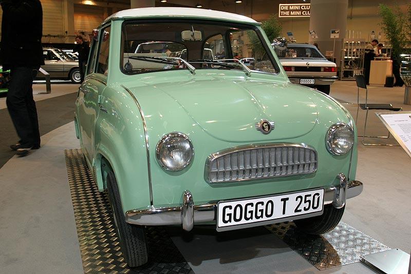 Glas Goggomobil T 250 auf der Techno Classica 2008
