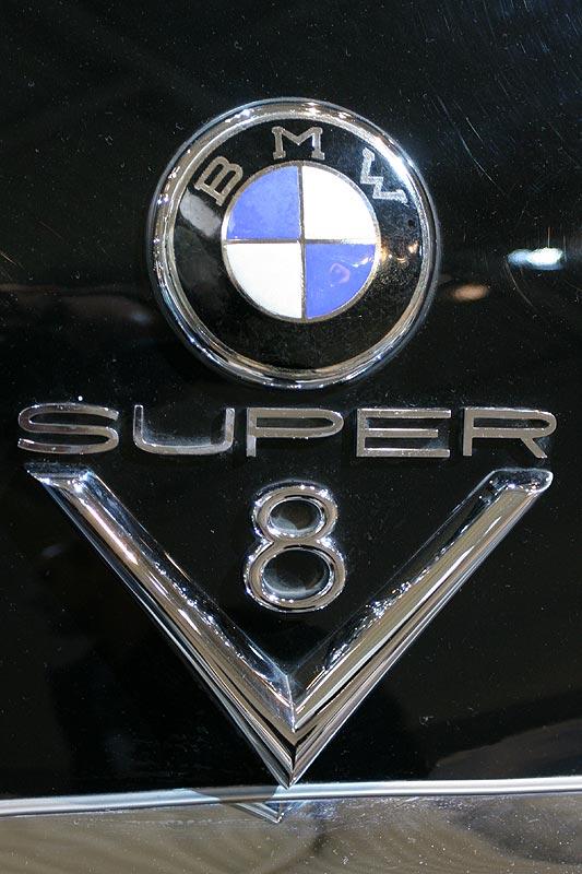 BMW 3200S, Super V8