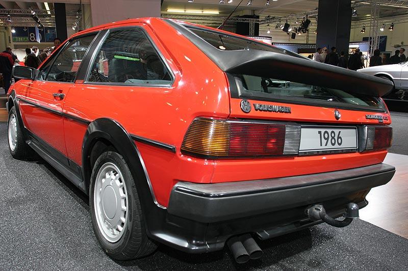VW Scirocco GTX 16 V, Vordersitze in Sportausführung, Neupreis: 30.720 DM