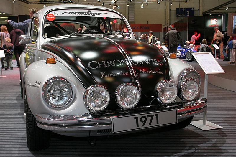 """VW 1302 S """"Salzburg Käfer"""", 4-Zylinder-Boxer-Motor, 146 PS, 900 kg, vmax: bis zu 200 km/h"""