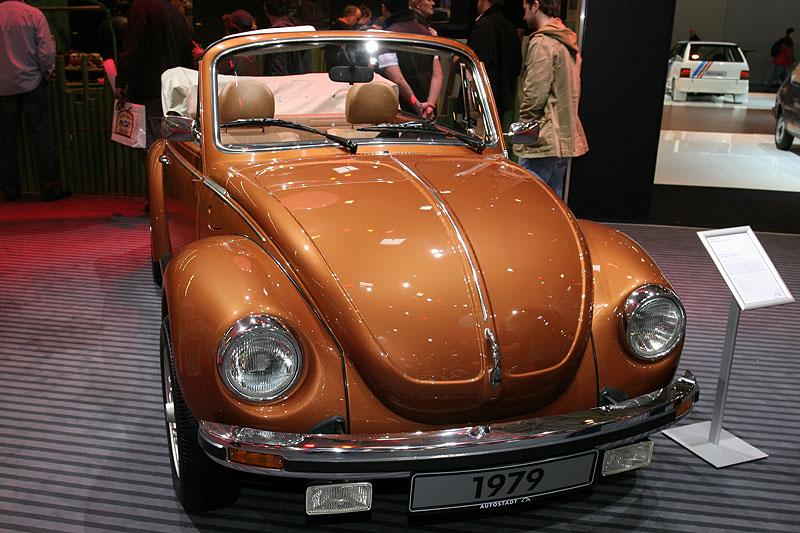 VW 1303 Cabriolet, 1972 neu vorgestellt, letzte Baureihe des ab 1949 bei Karman in Osnabrück gebauten Käfer-Cabrios