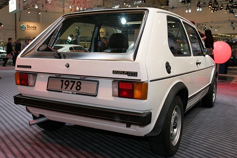 VW Golf GTI aus dem Jahr 1978