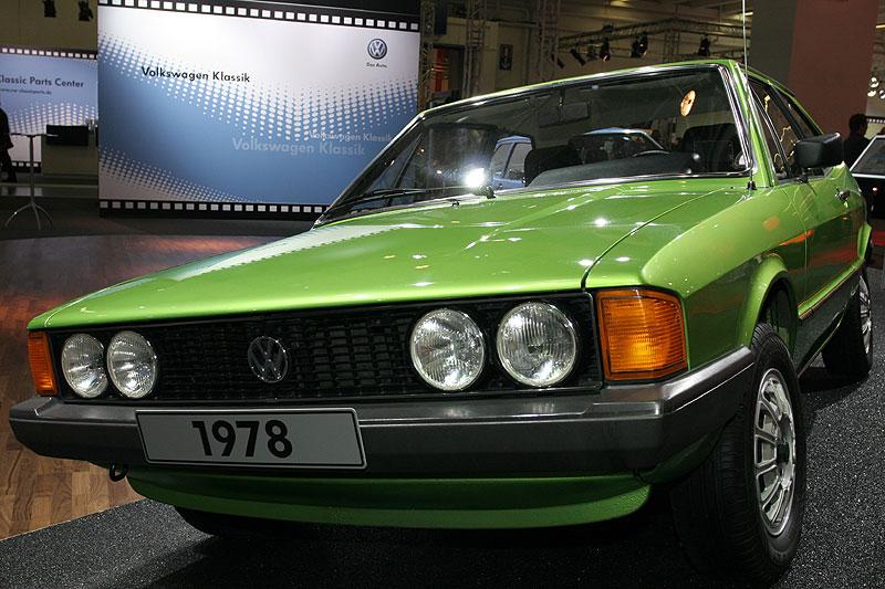 VW Scirocco GT, 1. Generation, produziert am 22. April 1978, viperngrün metallic