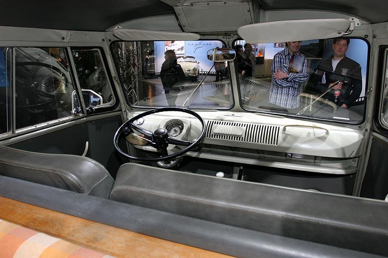VW T1 Campingwagen