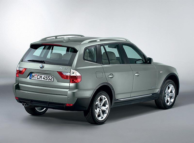 BMW X3 Edition Exlusive