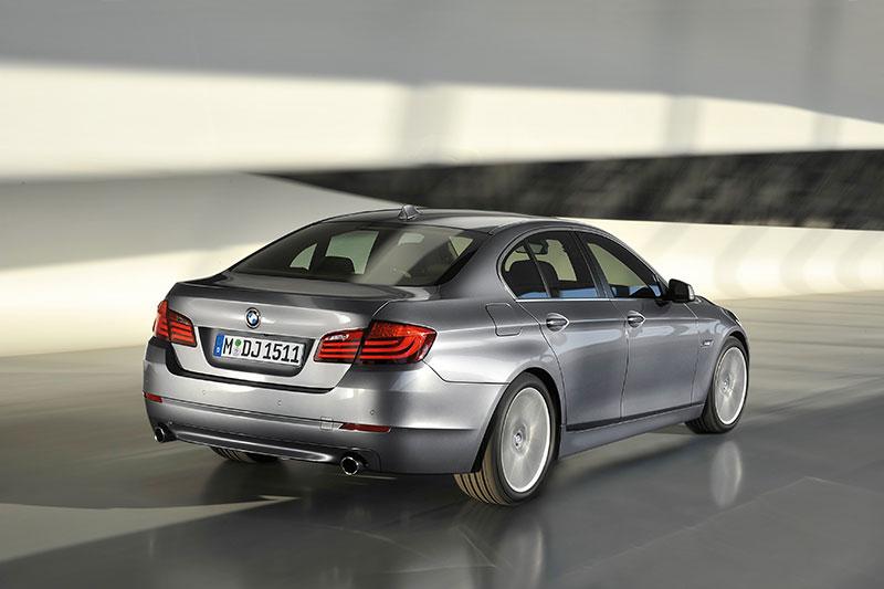 BMW 5er Limousine (Modell F10)