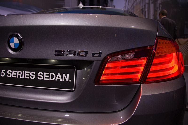 BMW 530d (Modell F10)