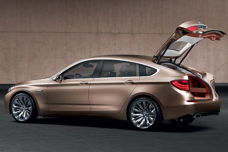 BMW Concept 5 Series Grand Turismo