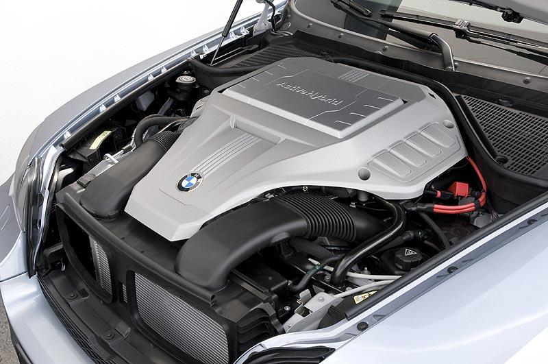 BMW ActiveHybrid X6 (Modell E72)