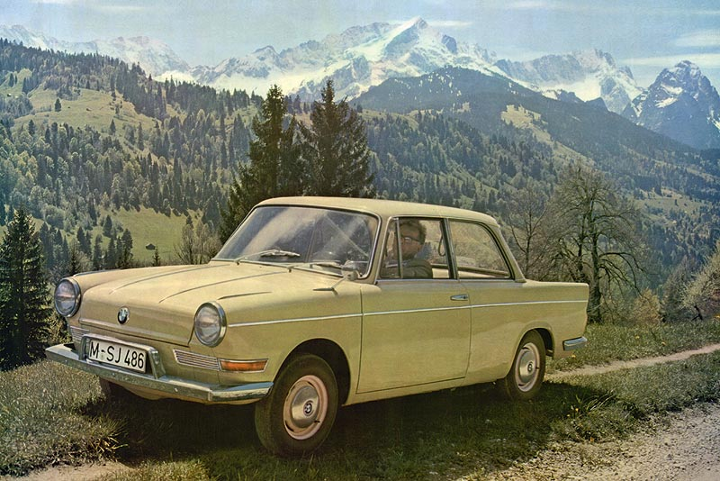 BMW LS Luxus (BMW 700)
