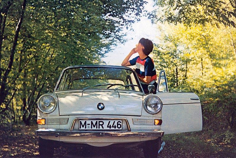 BMW 700, der 'Retter' von BMW