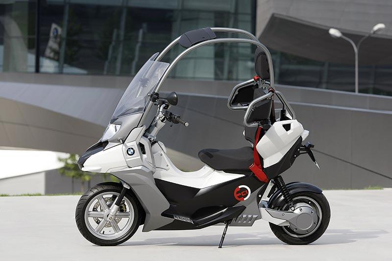 BMW Motorrad Studie C1-E