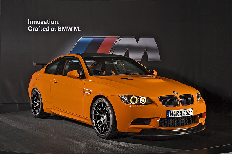 BMW M3 GTS (Modell E92)