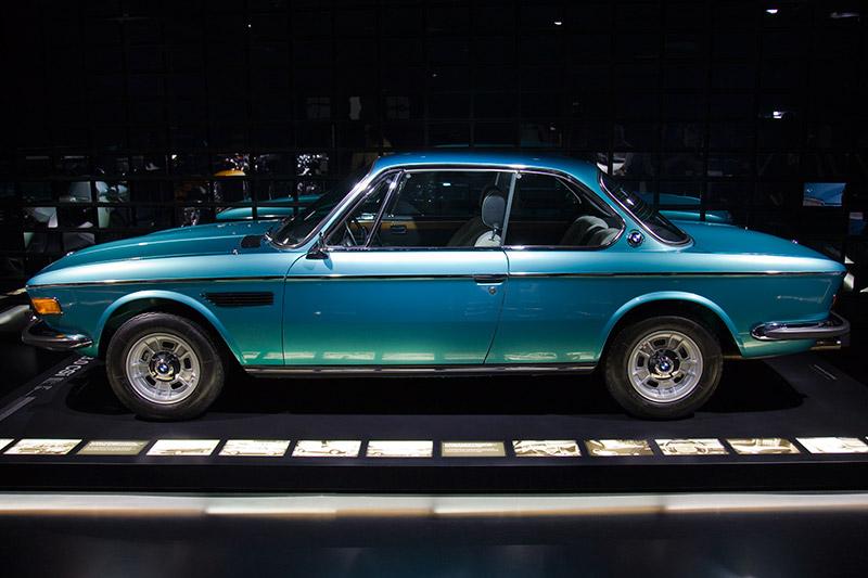 BMW 3,0 CSi aus dem Jahr 1971