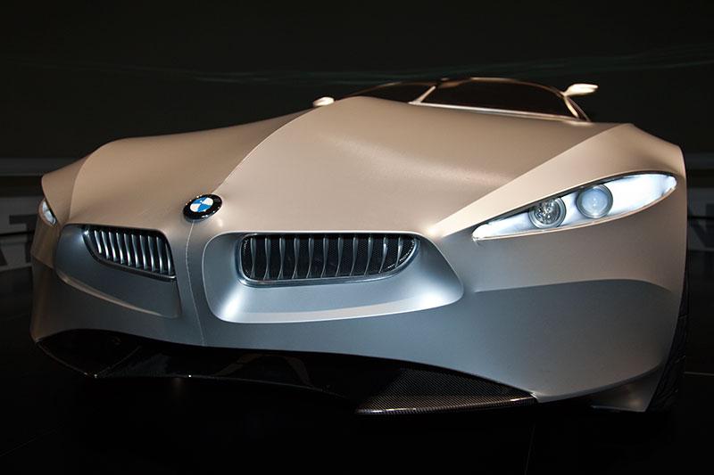 BMW Gina Designphilosophie