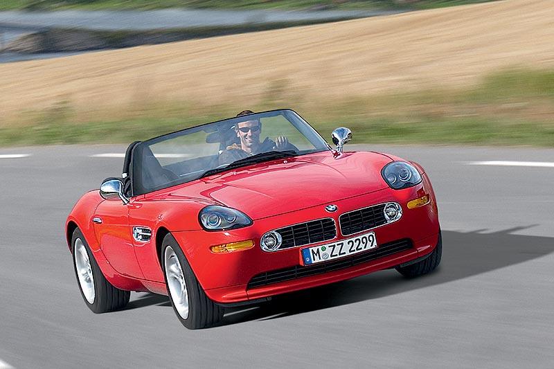 BMW Z8; Bauzeit 2000 - 2003