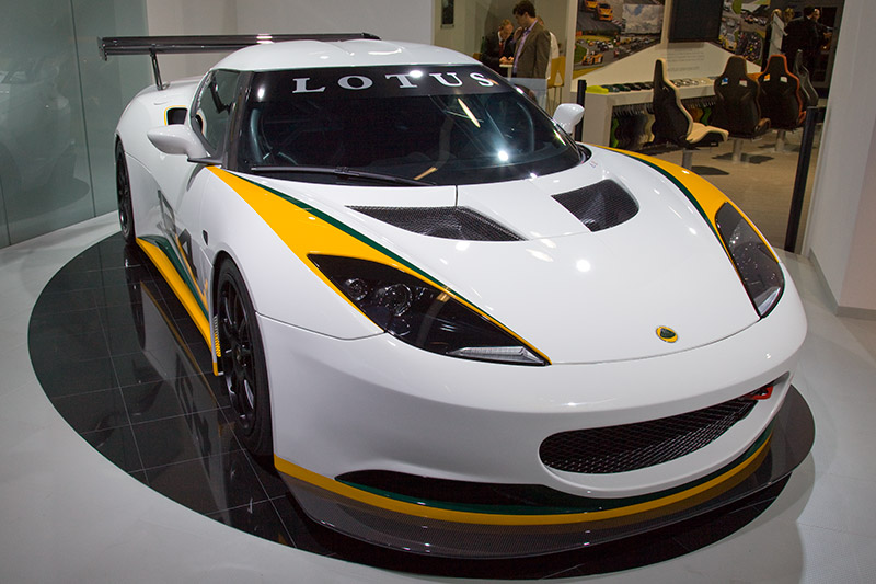 Lotus Endurance Racer Type 124