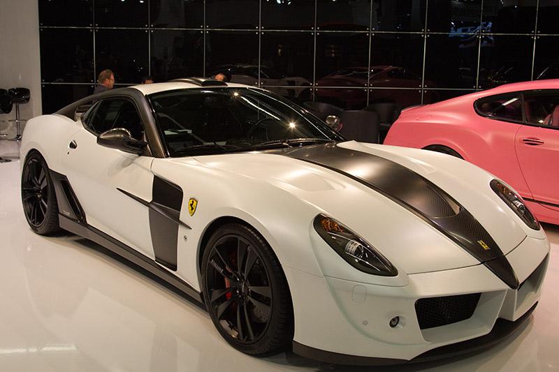 von Mansory veredelter Ferrari