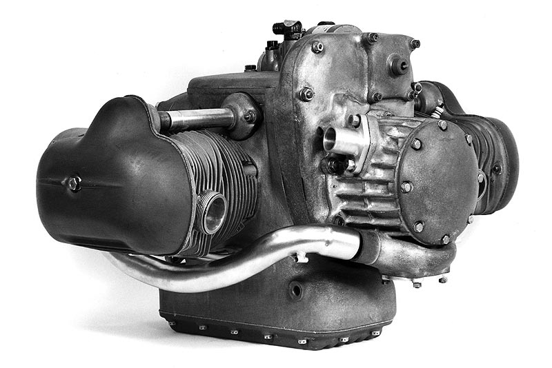 BMW Motor Typ 255 mit Kompressor