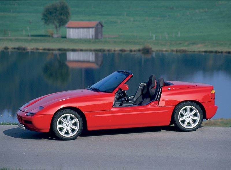 BMW Z1, 1990/2000