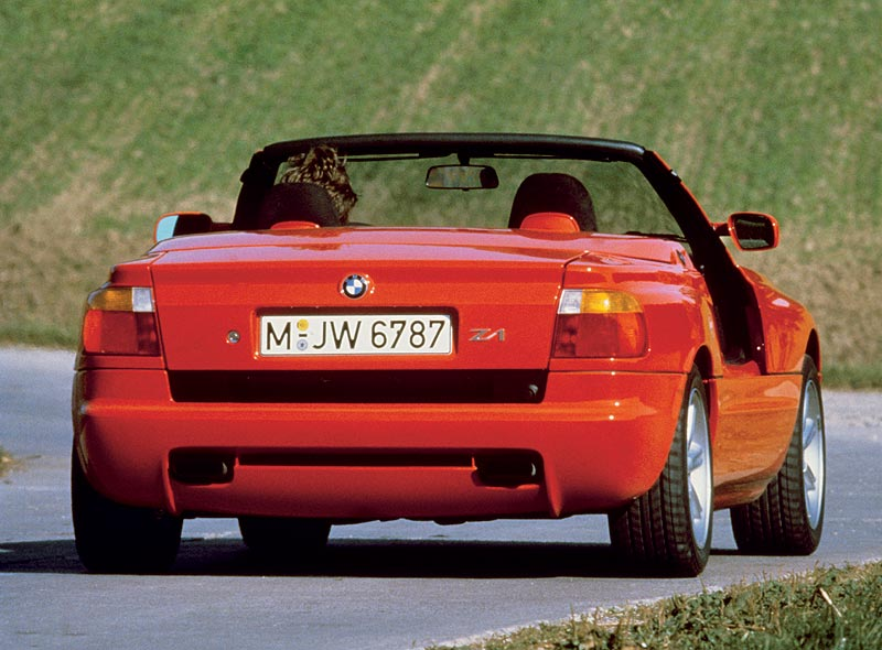 BMW Z1, 1988