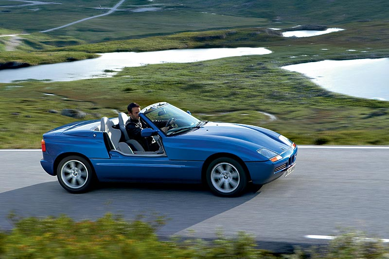 Foto: BMW Z3 roadster 2.8 (E36/7), 1996 (vergrößert)