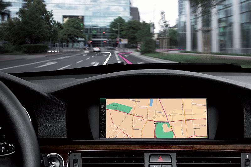 Forschungsprojekt 'Intelligente lernende Navigation' - persönlicher Schleichweg