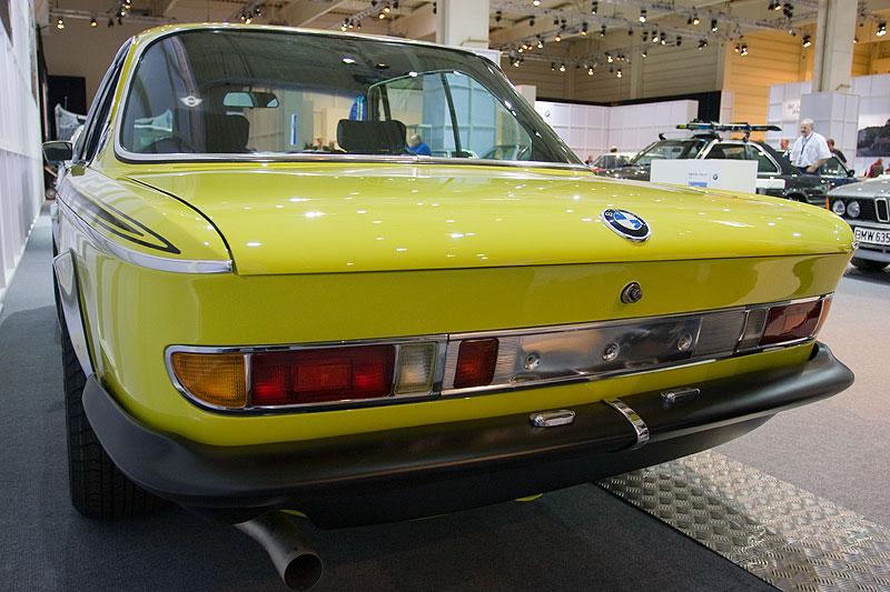 BMW 3,0 CSL auf der Techno Classica 2009 in Essen